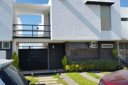 ¡Hermosa casa!,  aléjate del estrés en Querétaro