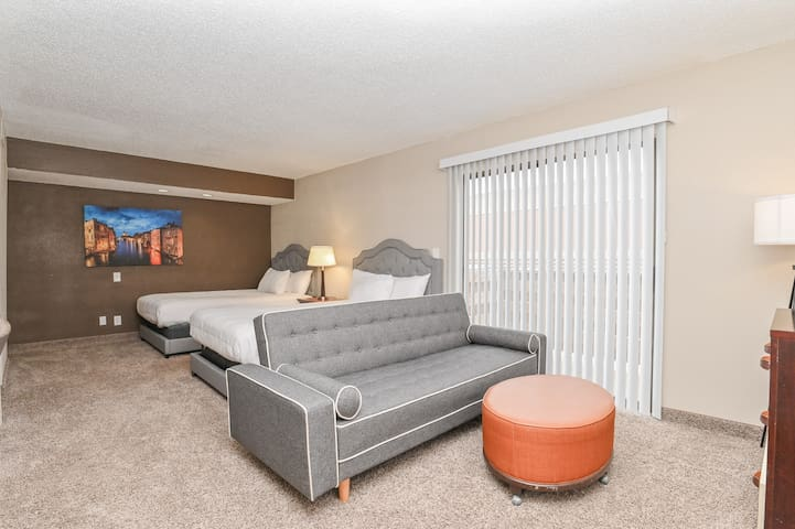 🖤COZY CONDO NEAR MD ANDERSON. NRG. DOWNTOWN🖤