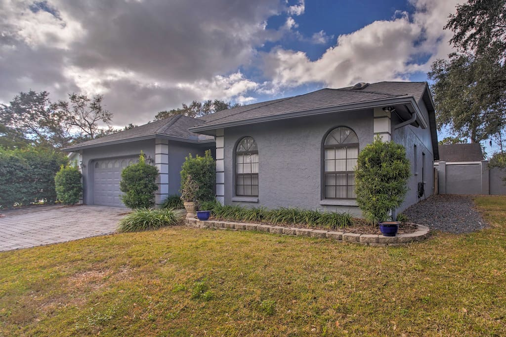 Your Sarasota holiday begins at this 3-bedroom, 2-bathroom vacation rental home!