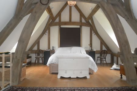 Oak framed annexe - Suffolk - Haus
