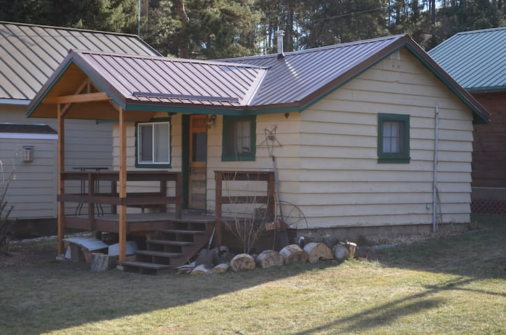 Cabin off the beaten trail - Silver City - Cabaña