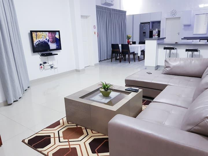 Twenty one forty apartment - 1