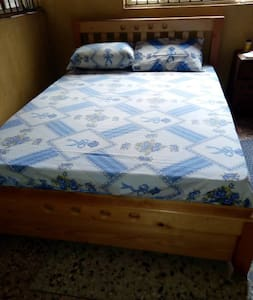 Friendly flat in Shasha Akowonjo