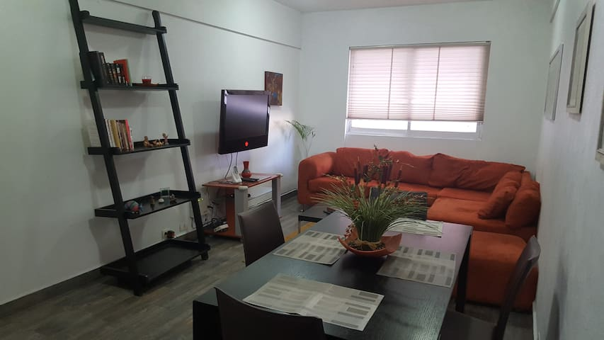Modern & Comfortable Apartment in Colonia Narvarte - Ciudad de México - Apartment