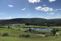 Berkshire Valley Public Golf Course 2 minutes away