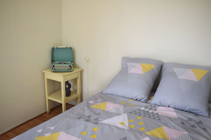 Cosy and safe studio 20 min away from Miraflores