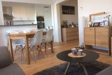 Modern one bedroom apartment nearby Antwerp City - Antwerpia