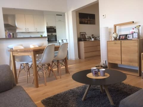 Modern one bedroom apartment nearby Antwerp City