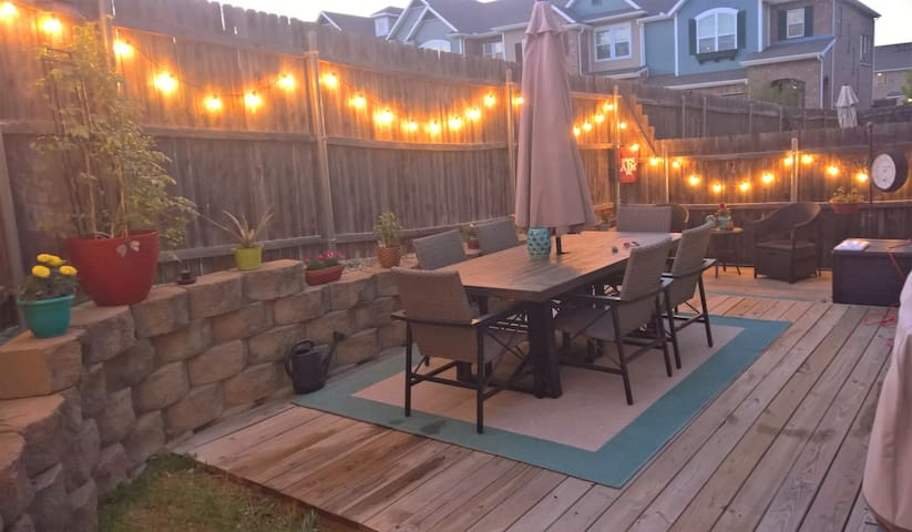 Cute 3br in Las Colinas, 3mi from Byron Nelson - Irving - Byhus