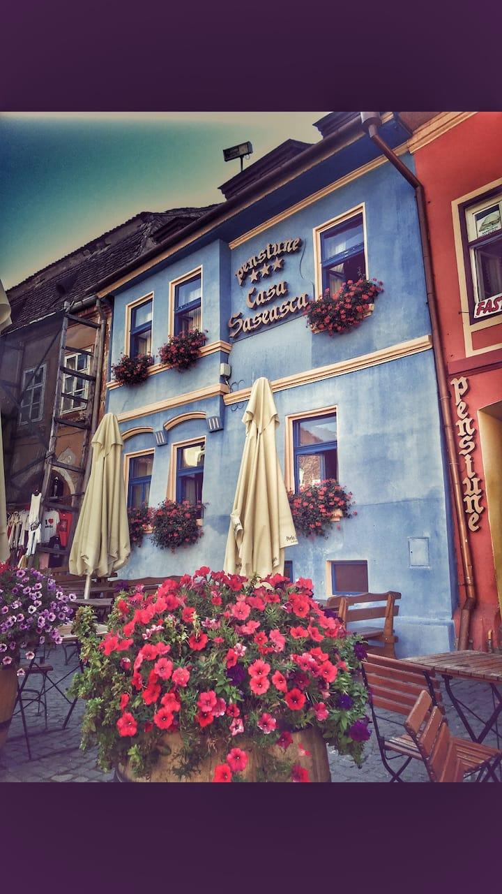 Sächsische Haus, Blue Room