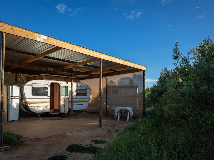 Retro Caravans: Rooikat