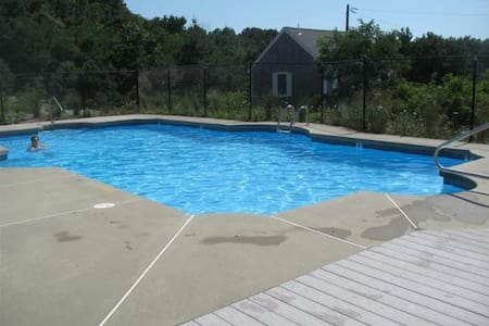 Updated, Pretty Unit w/ Pool Access - Truro - House