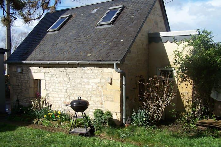 Maisonnette à 10 mn de Caen - Fleury-sur-Orne