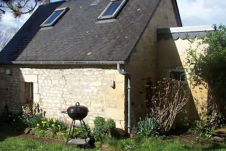 Maisonnette à 10 mn de Caen - Fleury-sur-Orne - Ev
