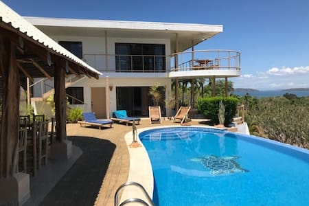 Great Oceanview Villa - Lepanto, Costa Rica