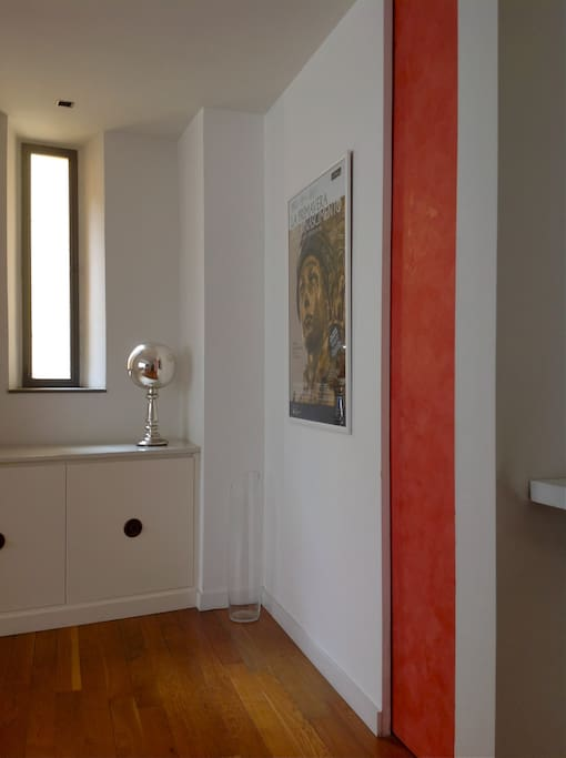 Welcome to our contemporary Florence apartment