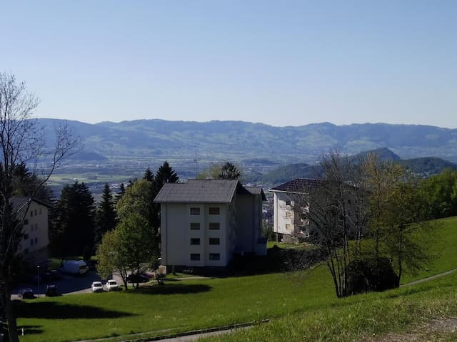 Great little holiday flat in the Austrian hills - Batschuns - Apartment