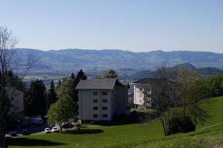Great little holiday flat in the Austrian hills - Batschuns - Lägenhet