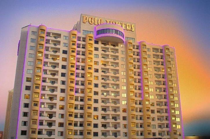 Polo Towers - Two Bedroom - DRI