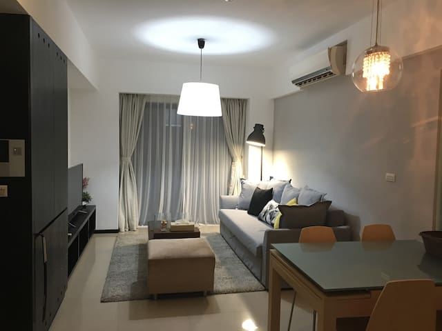 Perfect for family with BABY!Free Airport Pickup!1 - Datong District - Appartement