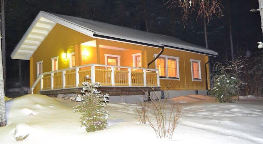 Уютный домик в сердце финских лесов - Salo - Maison