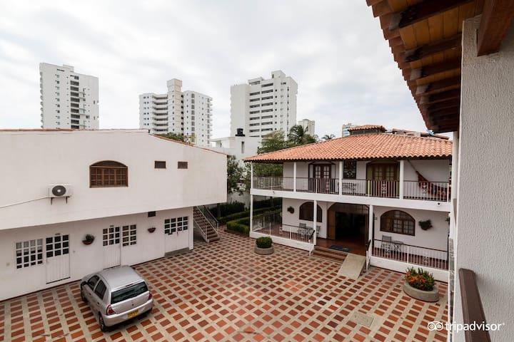 HOTEL PALMA BLANCA  DEL MAR - HAB DOBLE TWIN