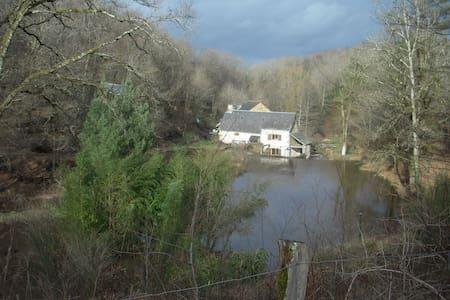 Moulin entièrement rénové  - Uzerche