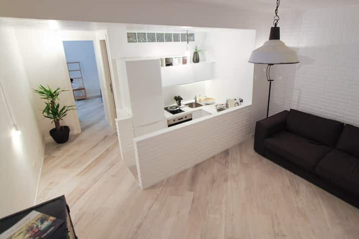Luxury Apartments in Parma