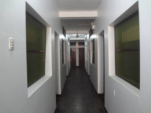 Habitación-Mensual