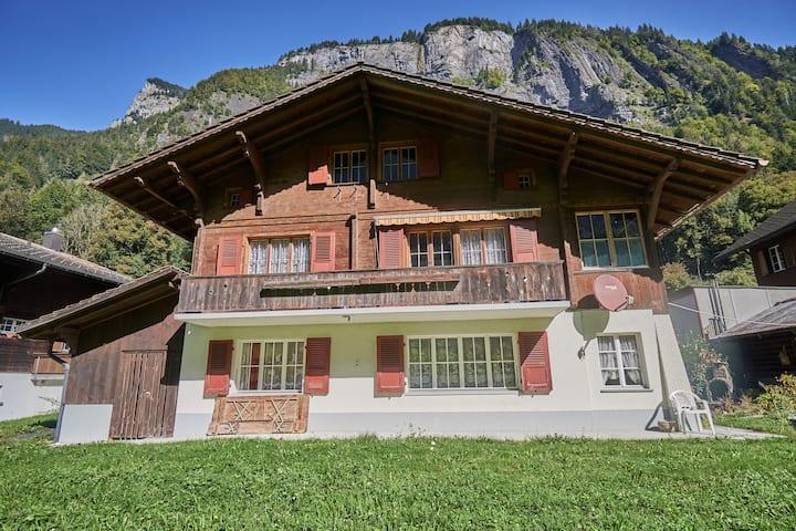 Interlaken Lauterbrunnen Grindelwald