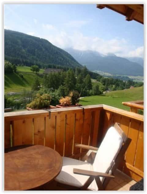 Hangulatos tetőtér Alto Adige területén