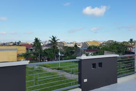 Rooftop - Dormitel De Naga - Naga - บ้าน