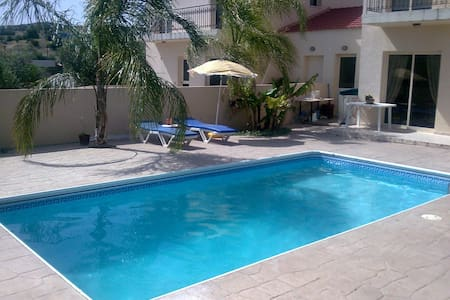 Pissouri Holiday Villa with pool - Pissouri