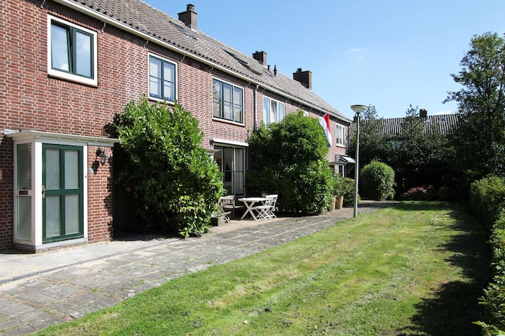 Amsterdam,Haarlem,beach,dunes! in suburb Heemstede - Heemstede - บ้าน