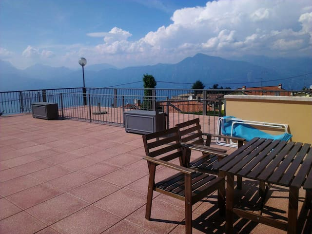 Holiday Home Lake Garda - San Zeno di Montagna