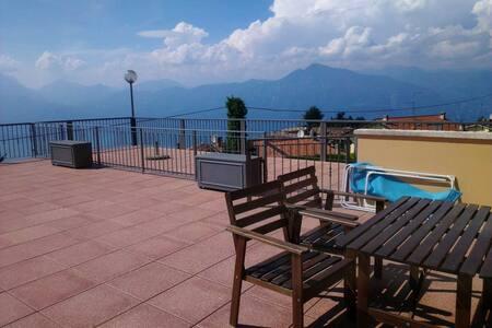 Holiday Home Lake Garda - San Zeno di Montagna - Huoneisto