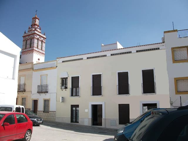 Apto 2 dormitorios campiña sevilla - Fuentes de Andalucía, Sevilla - Apartment