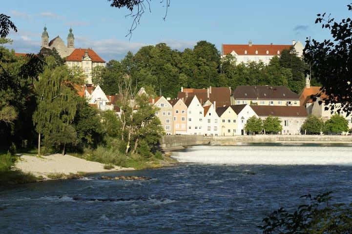 Landsberg am Lech, EZ - Landsberg am Lech - House