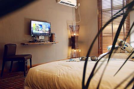相望天门双床房 - 张家界市 - Lägenhet