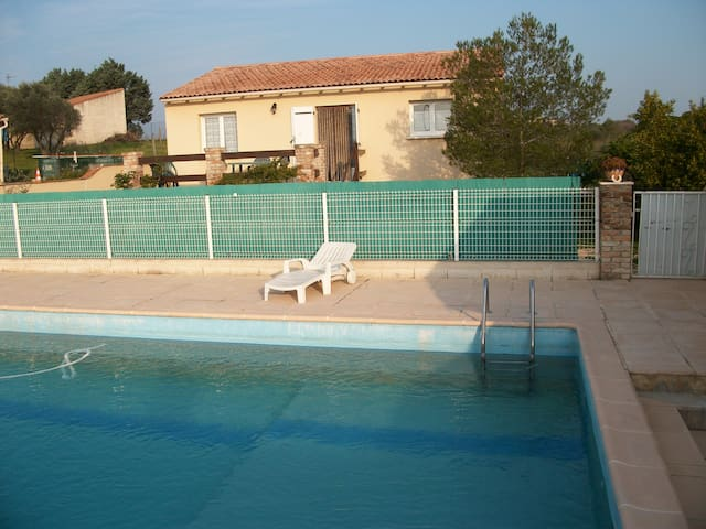 VILLA CAMPAGNE 4 COUCHAGES