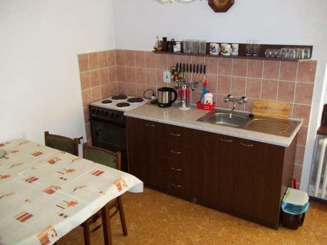 Apartmány Růžička - Třeboň(Břilice) - Třeboň - Dom