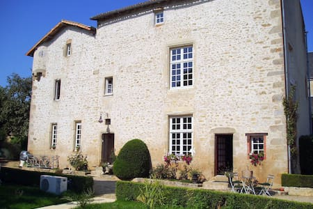 Prieure St Therese - Pressigny - Villa