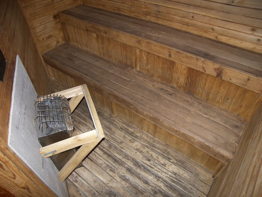 Common Area Dry Sauna