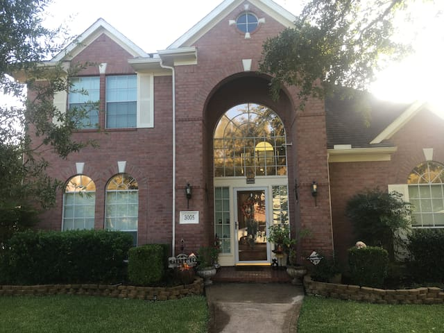 Beautiful home 15min from Houston (Pearland) - Pearland - Maison