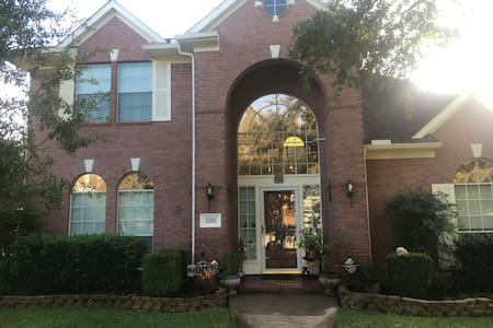 Beautiful home 15min from Houston (Pearland) - Pearland - Ev