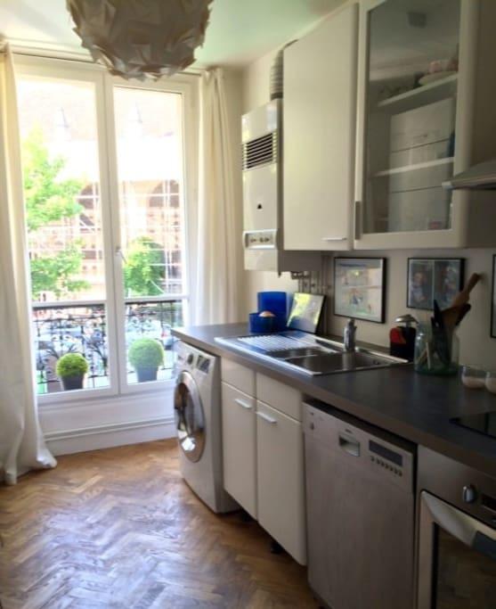 Haut marais 70m2 4 personnes apartments for rent in for Apartment design 70m2