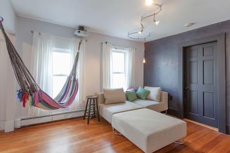Cozy Cambridge Room (near MIT) - Cambridge - Apartment