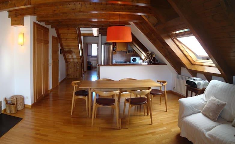 VIELHA. VALLE DE ARAN Muy Amplio - Betren - Apartament
