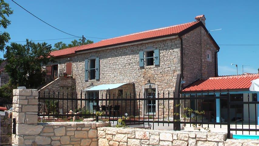 CASA AVA,STIFANICI,ISTRIA - Štifanići - House