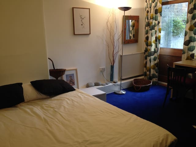 Private room in Victorian house - Londen - Huis